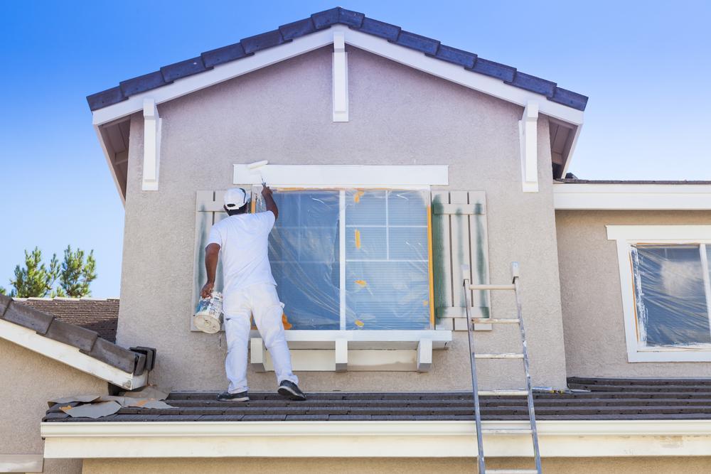 Quelles propriétés doit avoir une peinture pour les murs extérieurs ?