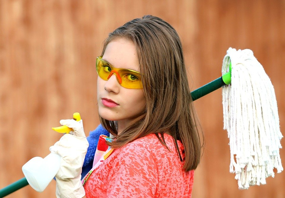 3 astuces de grand-mère pour l'entretien de votre maison